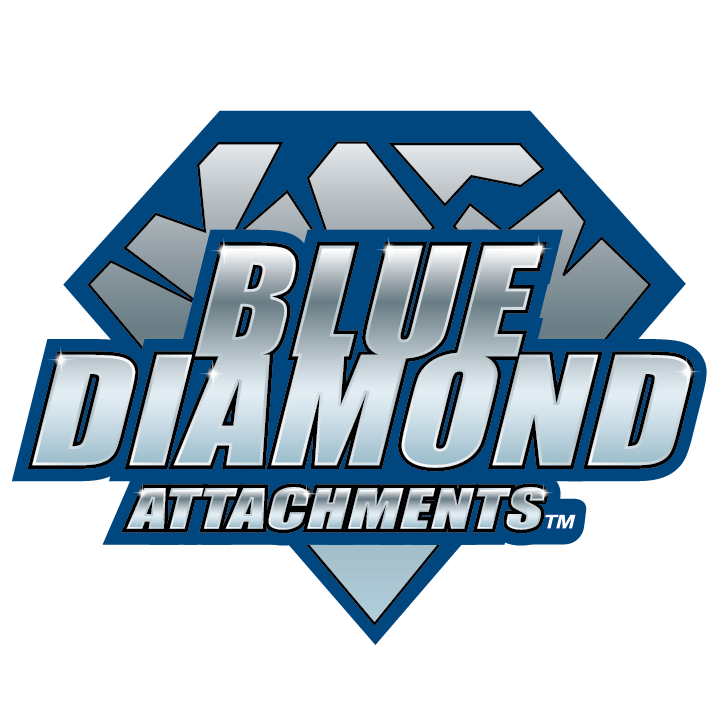 Blue Diamond Attachments